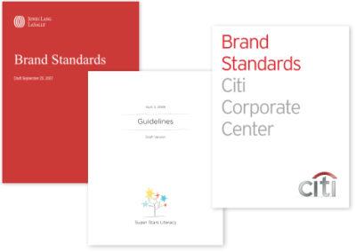 Landor & Associates – Brand Guidelines